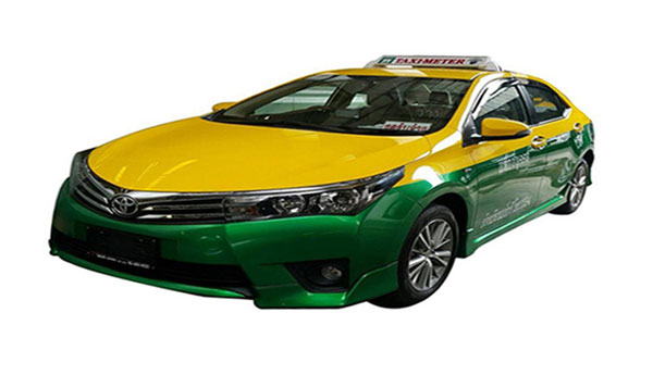 SEDAN TAXI TO KOH CHANG 3,200 THB