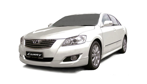 TOYOTA CAMRY TO KOH CHANG 3,600 THB